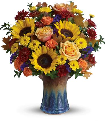 Country Sunflowers Bouquet