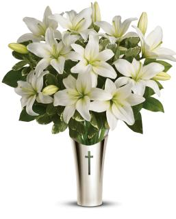 Sacred Cross Bouquet