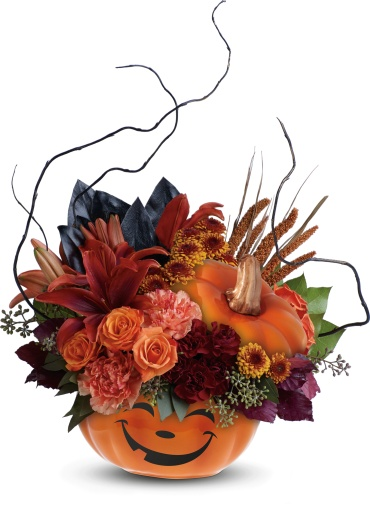 Halloween Magic Bouquet